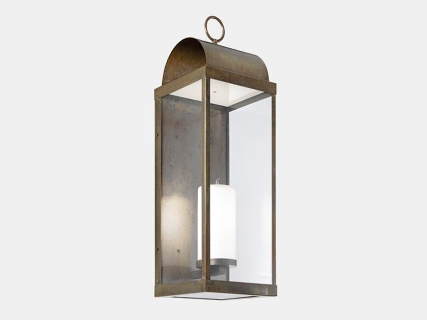 Applique per esterno in ottone LANTERNA 265.04.OO by Il Fanale