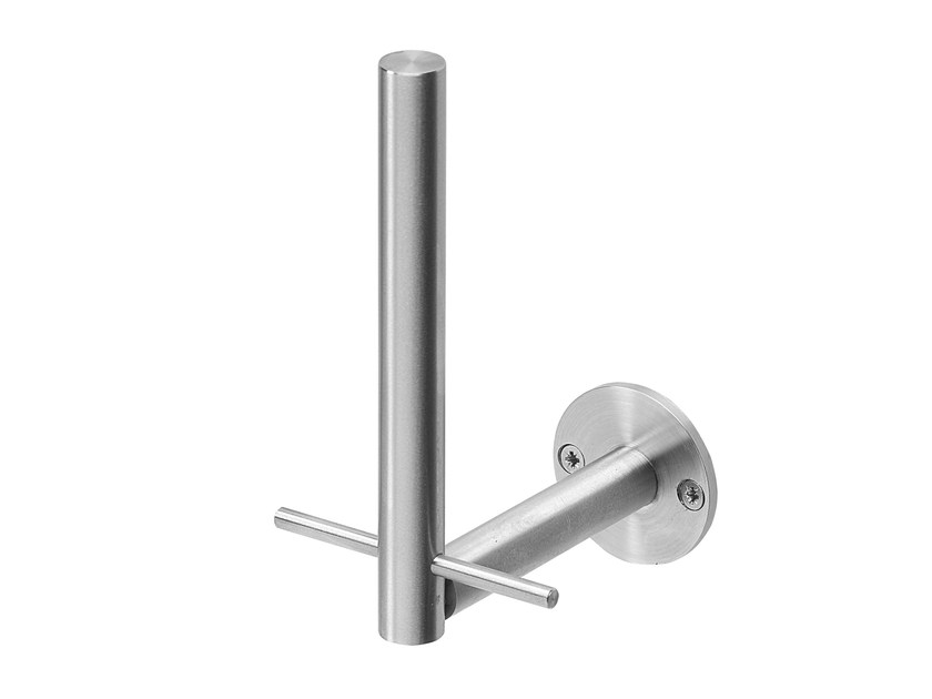 Stainless steel toilet roll holder LAPA A7.30 | Toilet roll holder by Water Evolution