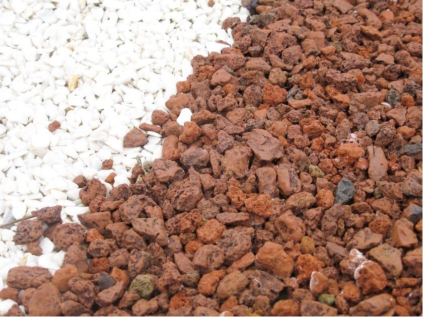 Inerte minerale sfuso LAPILLO by Bacchi