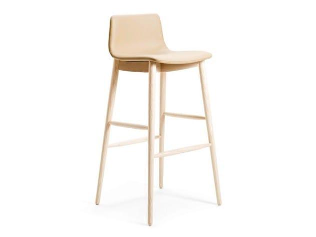 High ash stool LAPIS | Stool by Varaschin