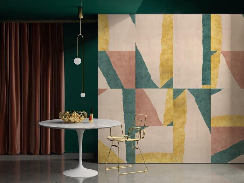Pannello decorativo in multistrato di betulla LARIO by Inkiostro Bianco