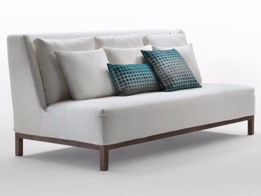3 seater fabric sofa LARIO by Marac