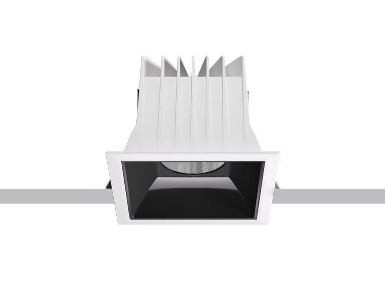 Spot LED embutido de alumínio fundido para teto falso LASER BLADE XL | Spot by iGuzzini