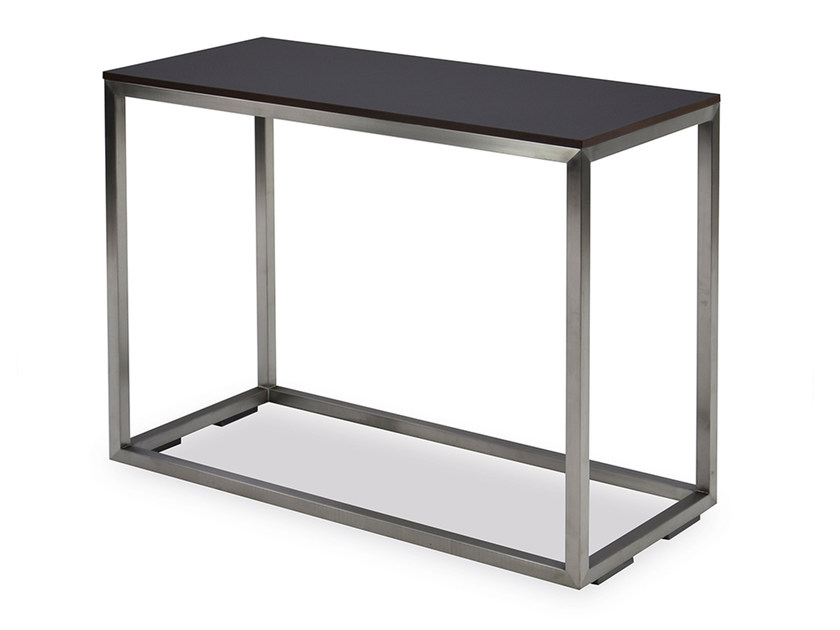 Rectangular HPL garden side table LATITUDE | Rectangular coffee table by INDIAN OCEAN