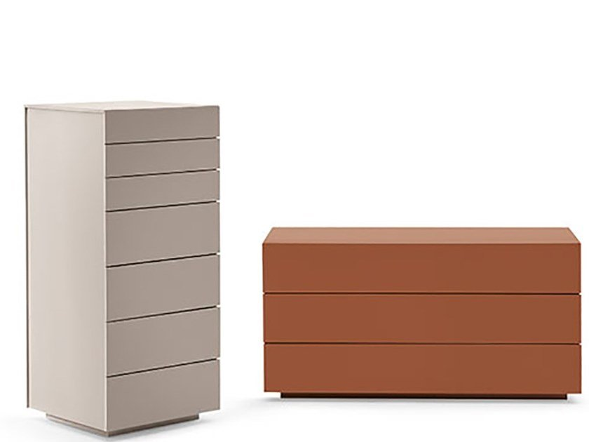 Chest of drawers LATO | Chest of drawers by Busnelli