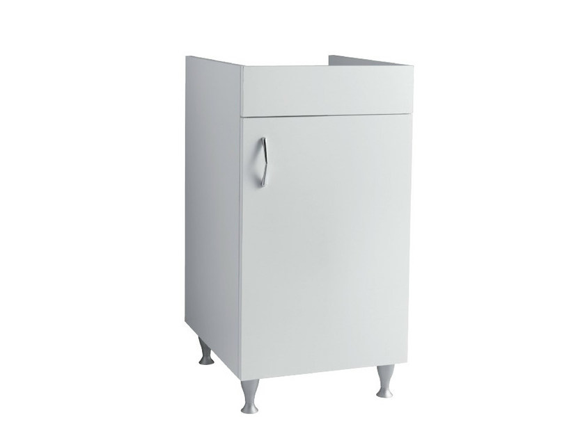 Wooden vanity unit with doors LAUNDRY | Vanity unit by Alice Ceramica