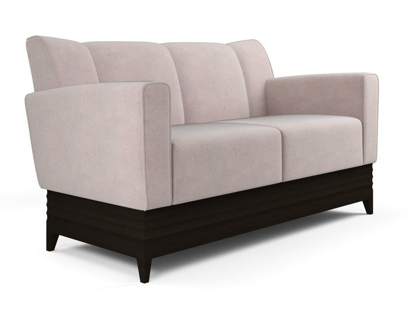 2 seater leather leisure sofa LAURENCE | 2 seater sofa by MARIONI