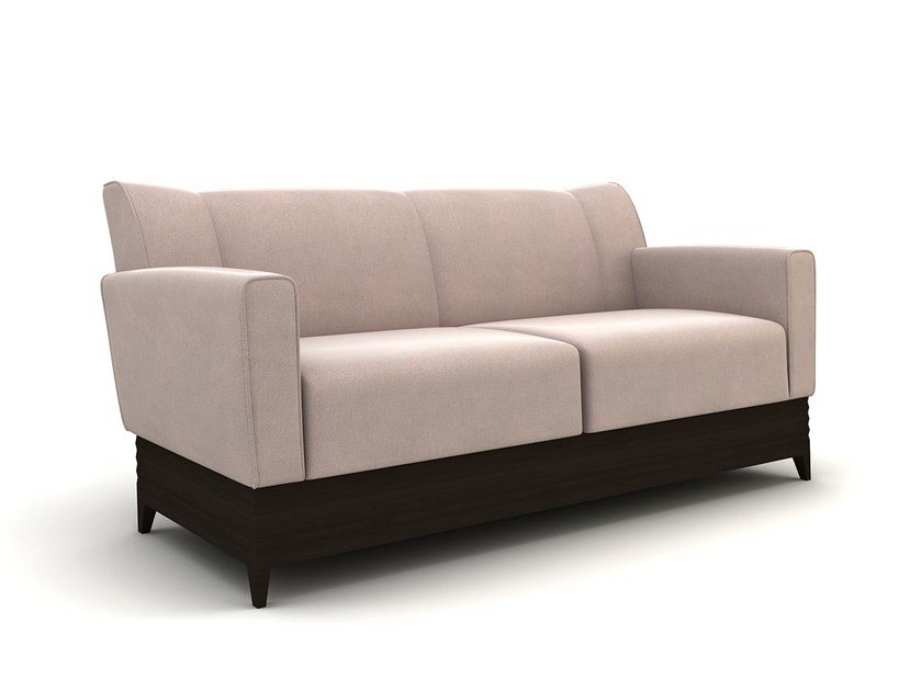 3 seater fabric leisure sofa LAURENCE | 3 seater sofa by MARIONI
