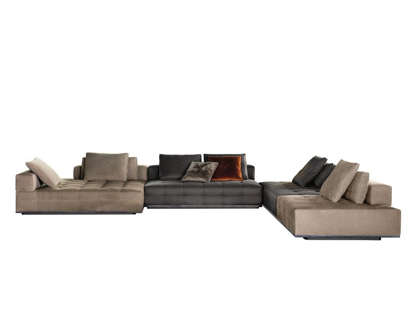 Sofa LAWRENCE CLAN by Minotti