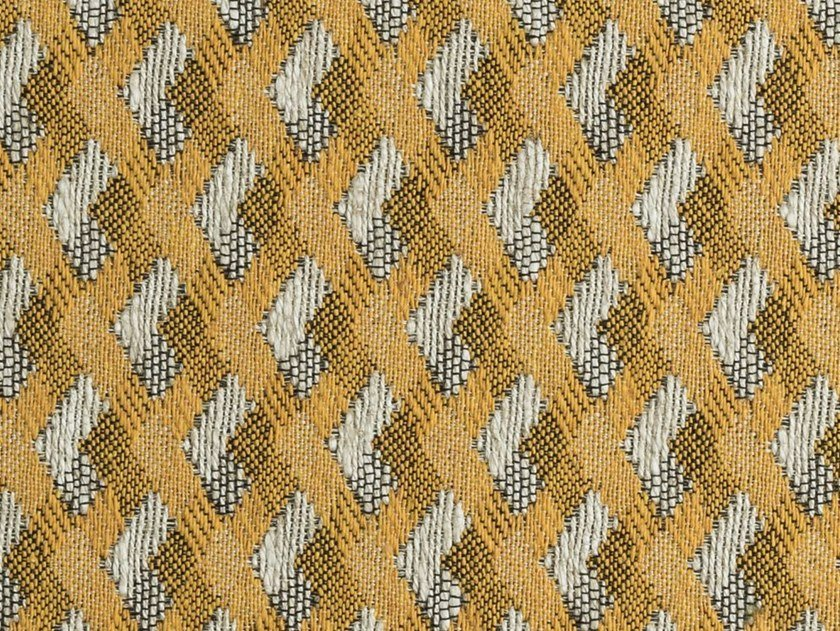 Fabric with graphic pattern LAZIO by Elastron