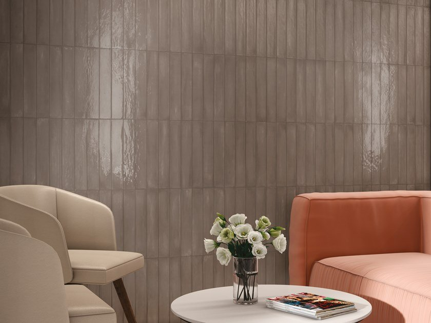 Indoor glazed stoneware wall tiles LE LACCHE by Ceramica Rondine