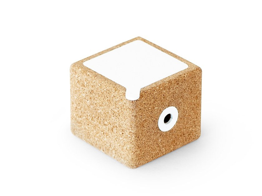 Cork lead sharpener NIU | Lead sharpener by UBIKUBI