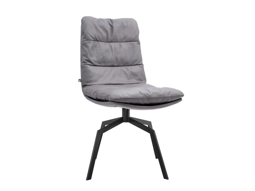 Fantastisch Stuhl Aus Leder ARVA | Stuhl Aus Leder By KFF
