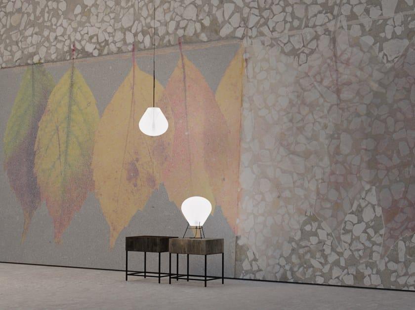 Wall tiles / wallpaper LEAVES by Officinarkitettura®