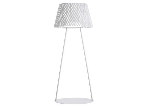 Spike led floor lamp by alma light led metal floor lamp spike led floor lamp by alma light mozeypictures Images
