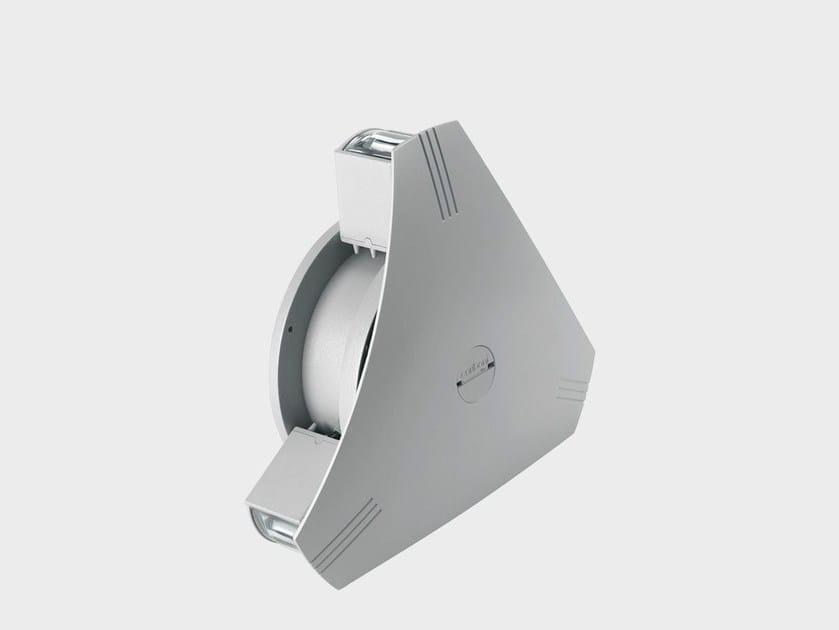 LED wall lamp LED LITE 3 by Cariboni group