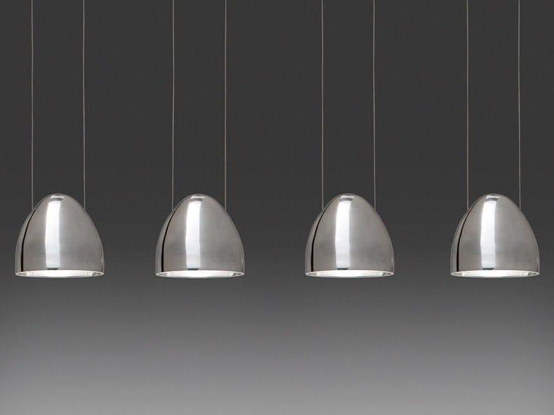 Led oval pendant lamp by alma light led metal pendant lamp led oval pendant lamp by alma light audiocablefo Light shop