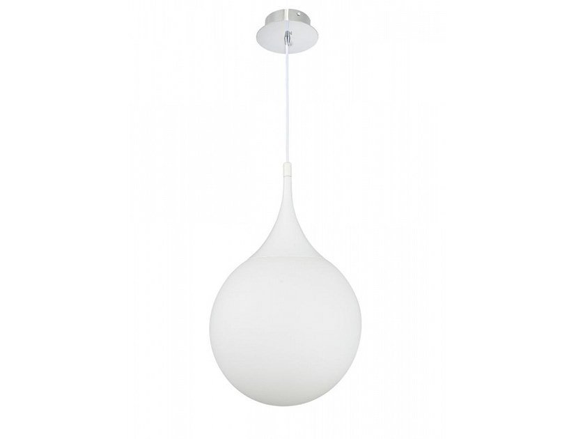 LED glass pendant lamp DEWDROP | LED pendant lamp by MAYTONI