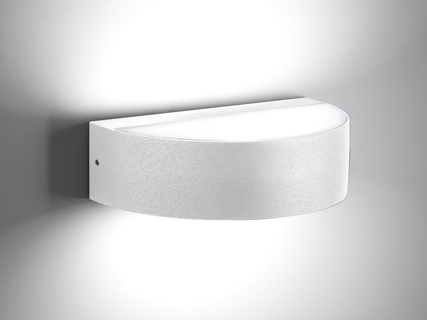 LED aluminium wall lamp SOTTOSOPRA | LED wall lamp by Ailati Lights