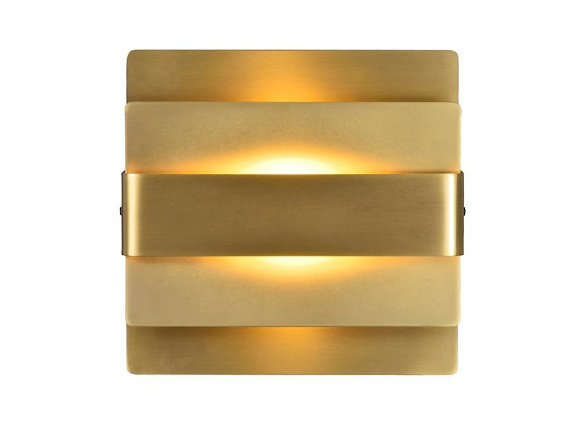 LED metal wall light WINGS ESSENCE | LED wall light by fambuena