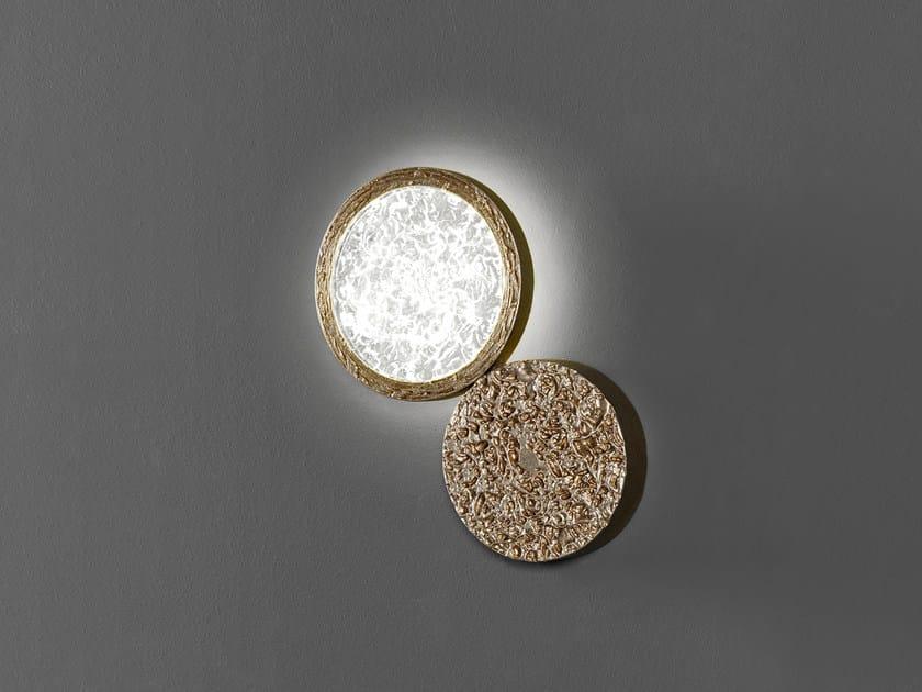 LED wall light LUNA | LED wall light by Serip