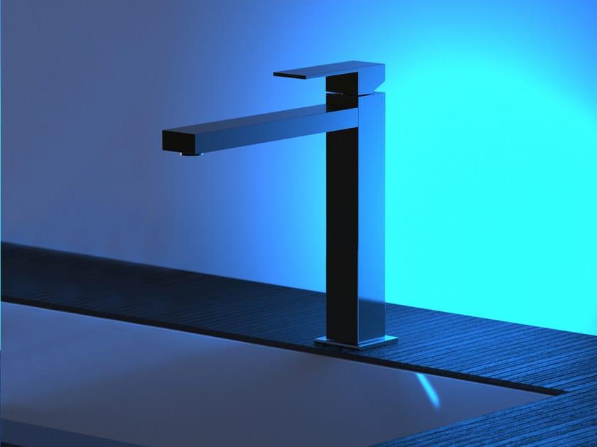 Miscelatore per lavabo da piano a led SKYLINE AMBIENT | Miscelatore per lavabo a led by Daniel Rubinetterie