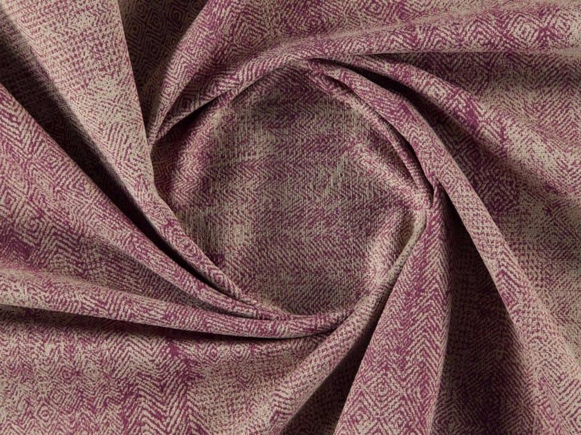 Jacquard washable matt polyester fabric LEDO by More Fabrics