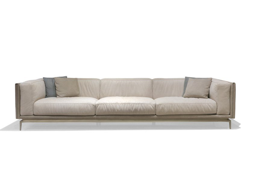 3 seater fabric sofa LEGEND | 3 seater sofa by Visionnaire