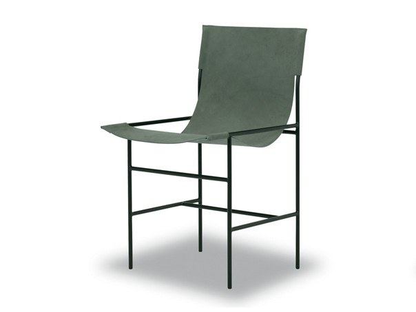 Leather chair LEGGIA | Chair by BAXTER