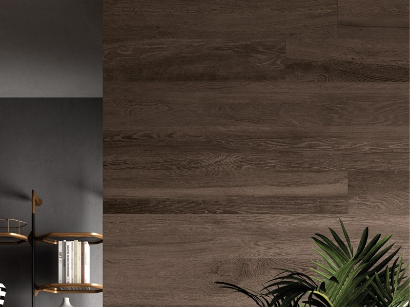 Porcelain stoneware wall/floor tiles with wood effect LEGNO T by Ceramica d'Imola