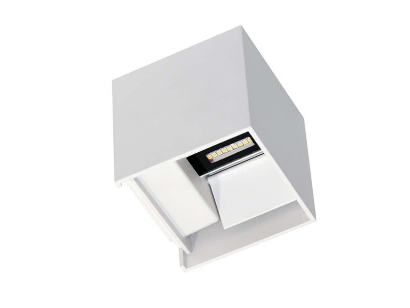 Applique per esterno a LED in alluminio LEK by BENEITO FAURE