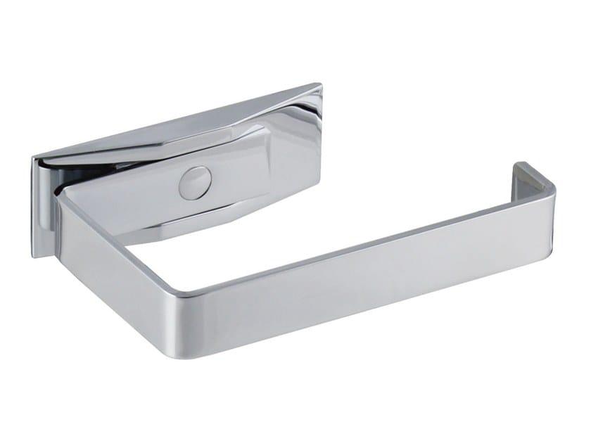 Chromed brass toilet roll holder LEM2.0 | Toilet roll holder by KOH-I-NOOR