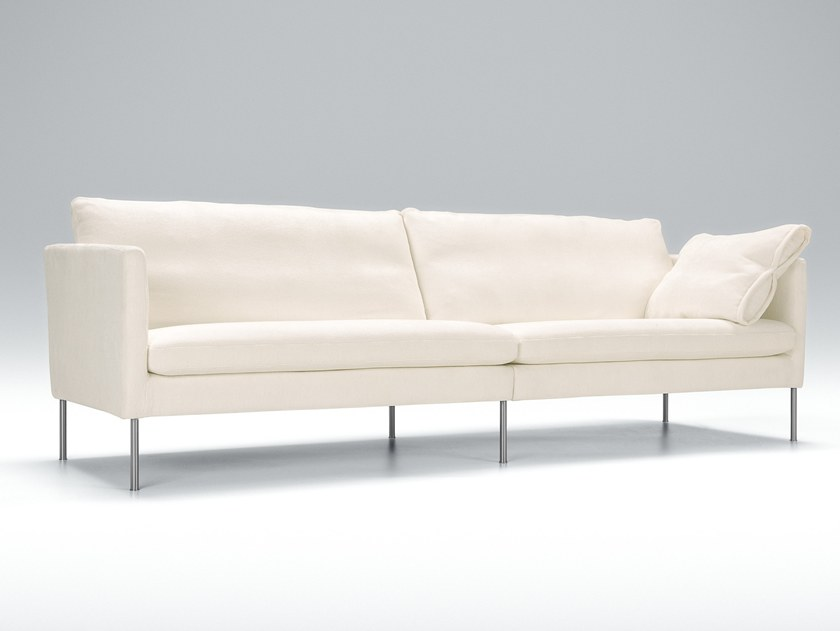 3 seater fabric sofa LENA | 3 seater sofa by Sits