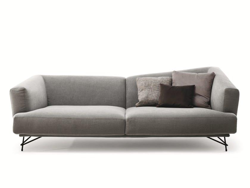 Upholstered fabric sofa LENNOX | Sofa by Ditre Italia