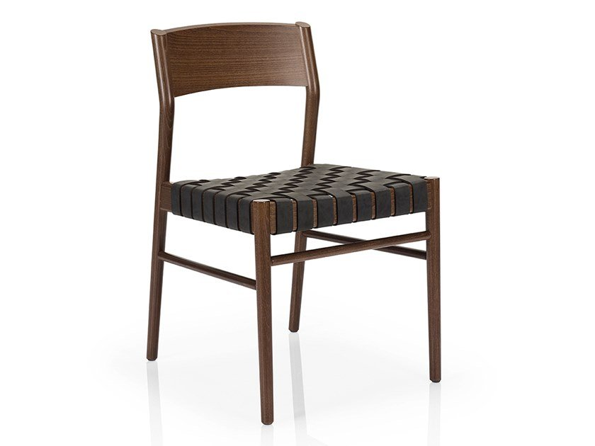 Solid wood chair LEONOR M925 TW by JMS