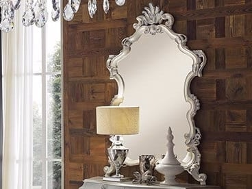 Countertop framed mirror LETIZIA | Mirror by Arvestyle
