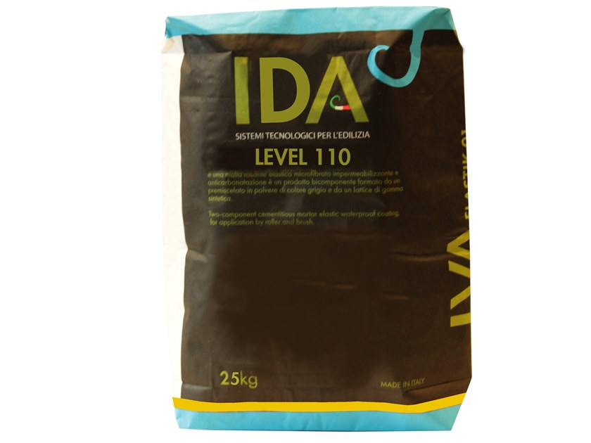 Self-levelling screed LEVEL 110 by IDA