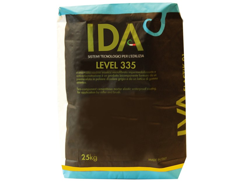 Self-levelling screed LEVEL 335 by IDA