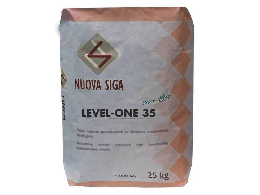 Self-levelling screed LEVEL ONE 01 by NUOVA SIGA