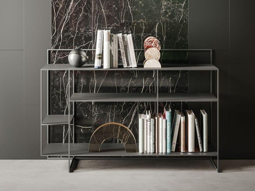 Consolle rettangolare in metallo LEVIA   Consolle by Ronda Design