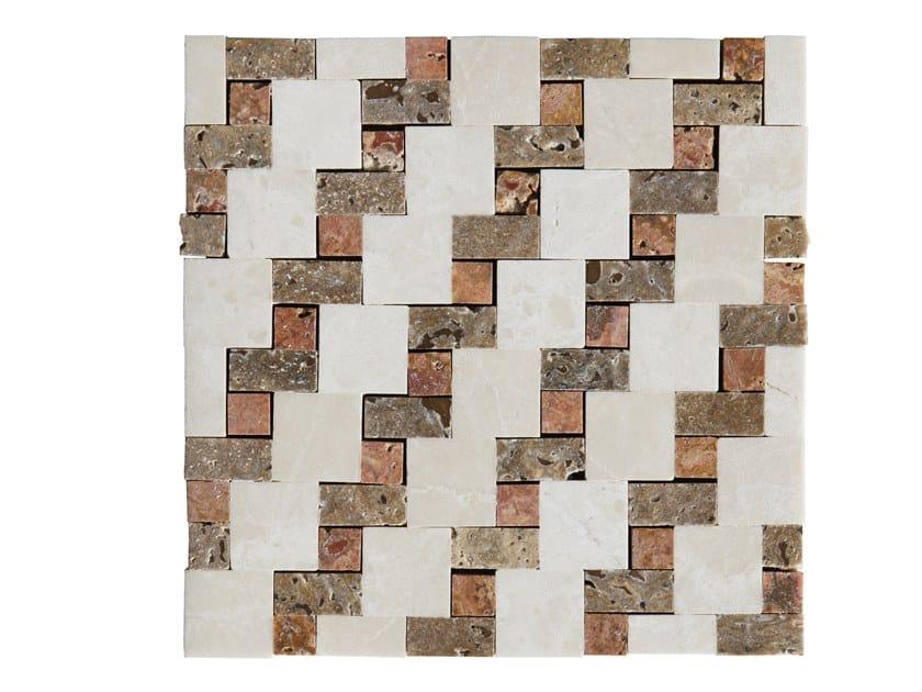 Marble mosaic LEVIGATI A MANO 01 by FRIUL MOSAIC