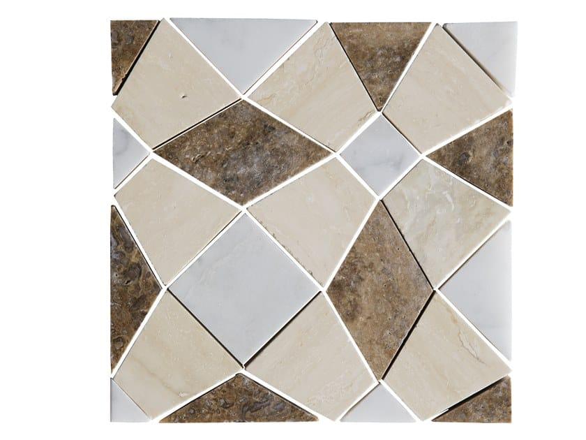 Marble mosaic LEVIGATI A MANO 04 by FRIUL MOSAIC