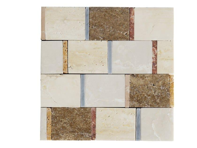 Marble mosaic LEVIGATI A MANO 06 by FRIUL MOSAIC