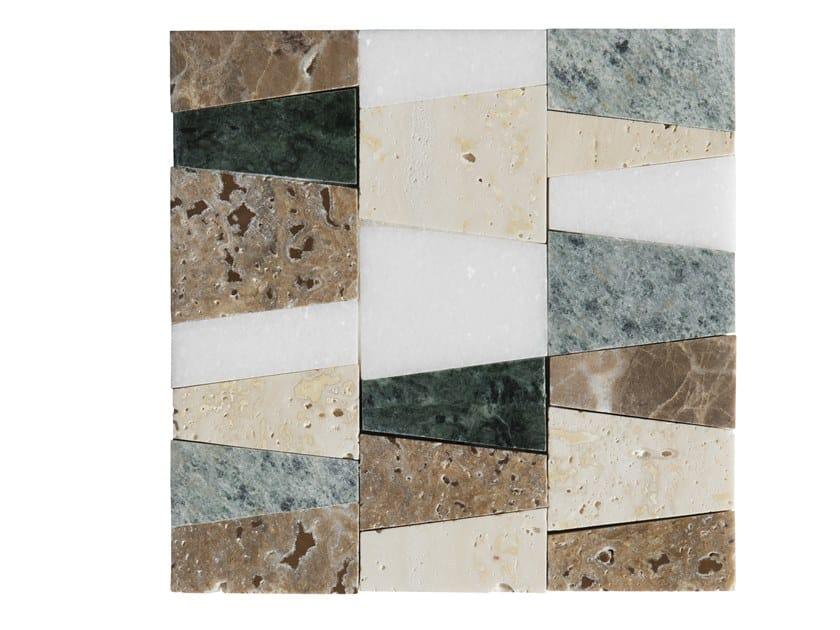 Marble mosaic LEVIGATI A MANO 07 by FRIUL MOSAIC