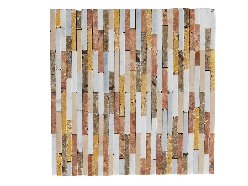 Marble mosaic LEVIGATI A MANO 08 by FRIUL MOSAIC