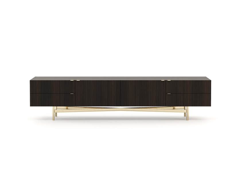 Koto TV cabinet with doors LEWIS | Koto TV cabinet by Laskasas
