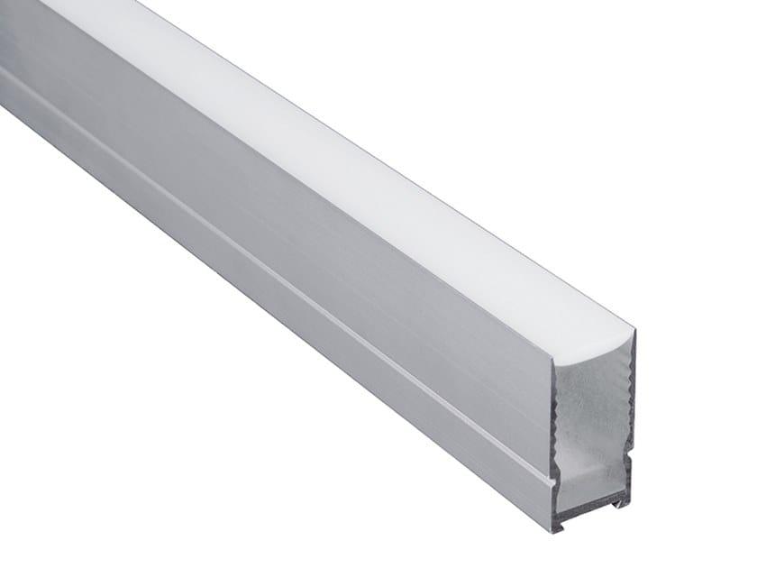 Aluminium Outdoor linear profile LF05 | Outdoor linear profile by Aldabra