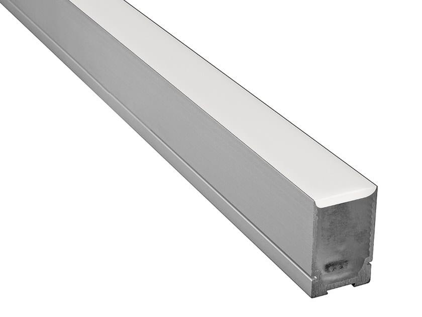 Profilo lineare per esterno in alluminio LF06 | Profilo lineare per esterno by Aldabra