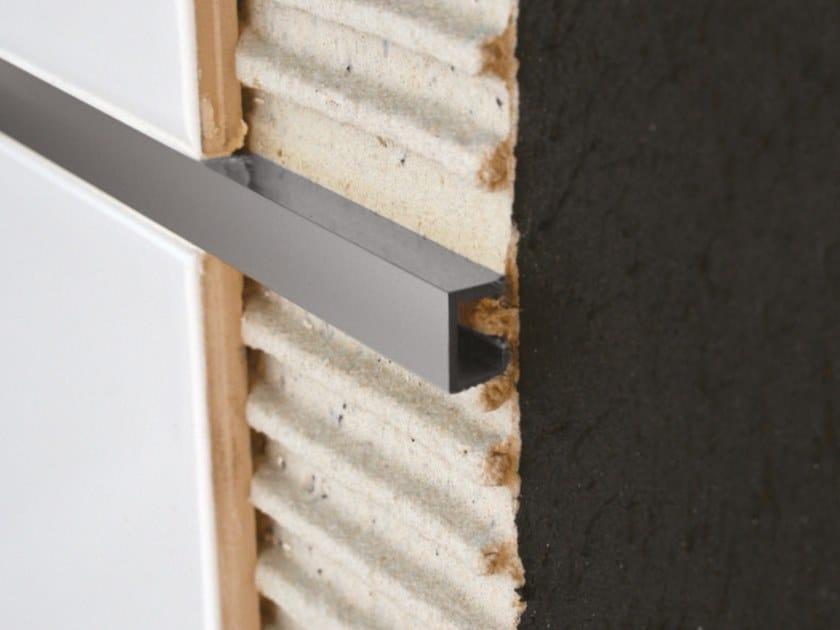 Aluminium edge profile LFA by Genesis