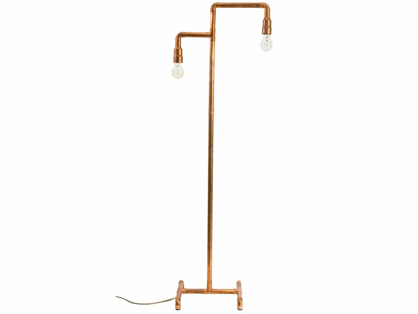 Copper floor lamp LGH0031 | Floor lamp by Gie El Home